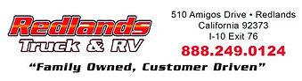 Redlands is a proud silver sponsor of the Quartzsite RV Show
