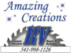 Amazing Creations custom RV Design at the Quartzsite RV Show