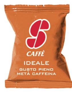 IDEALE - Goût plein avec la moitié de la caféine !