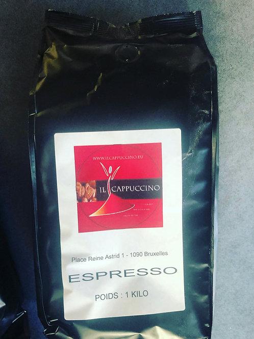 Café en grains - 1KG