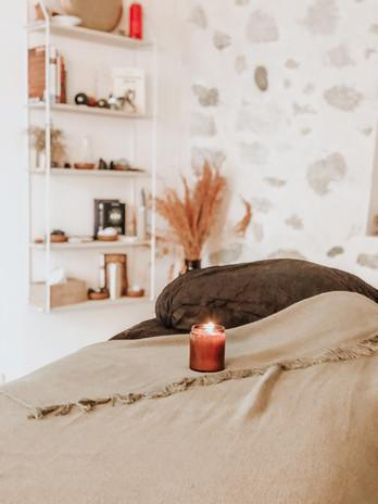Massages par Eva Bayle