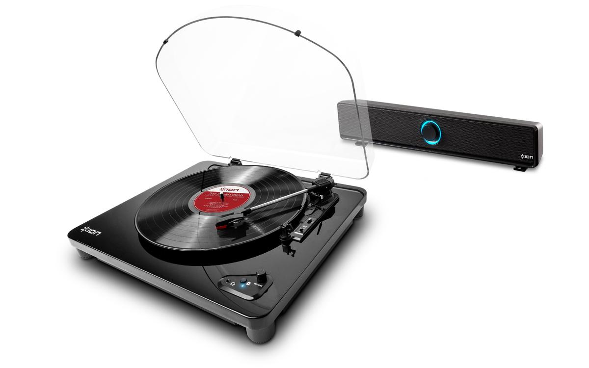 Tornamesa con Speaker Bluetooth