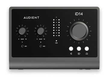 ID14 MKII -Frontal