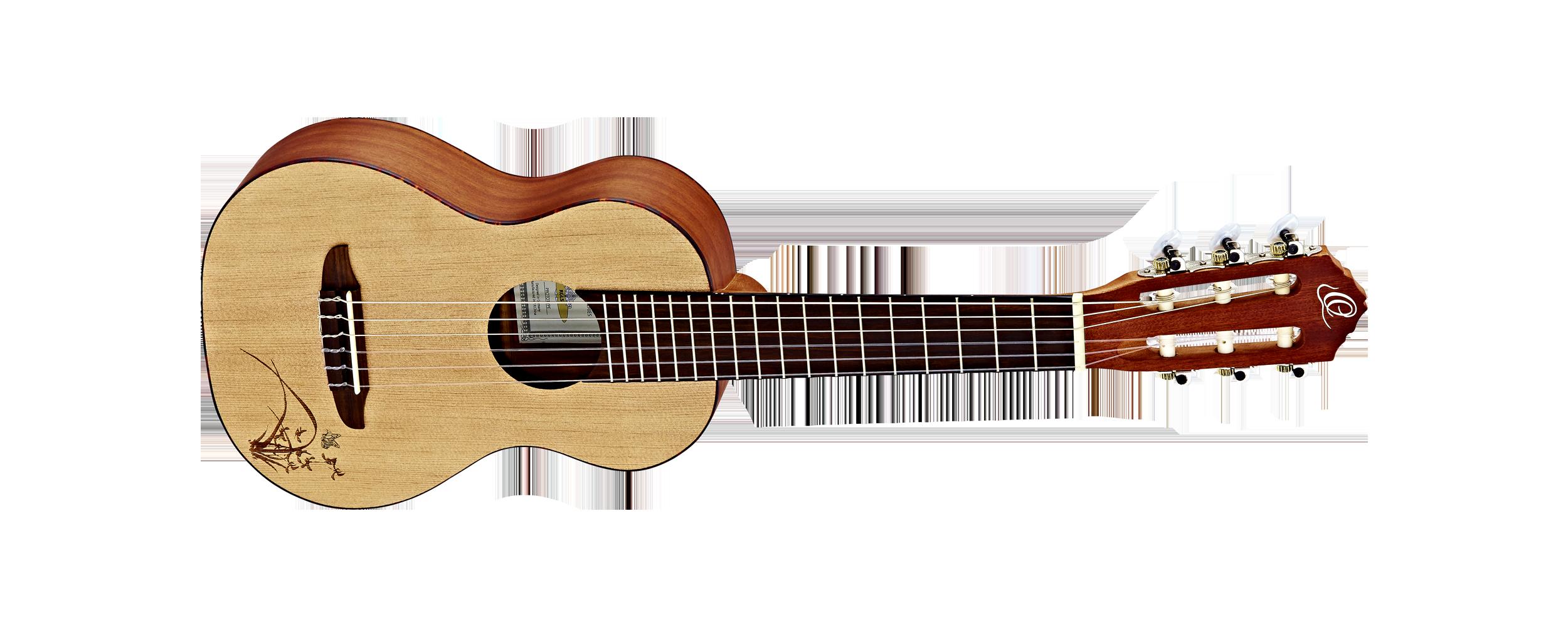 Guitarlele Bonfire Series