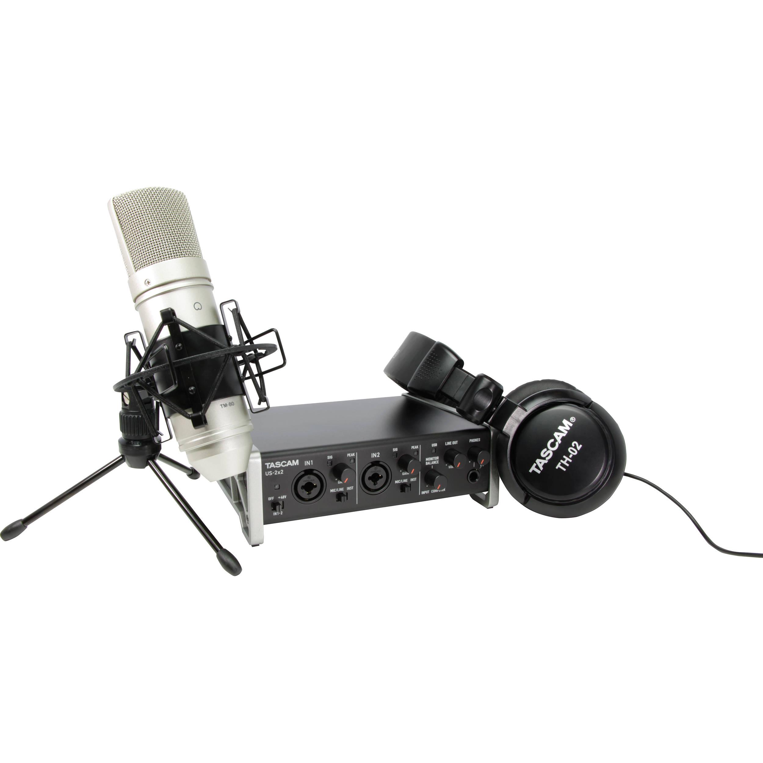 Pack de grabación home