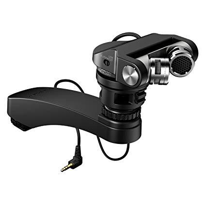 Micrófono Stereo para cámara