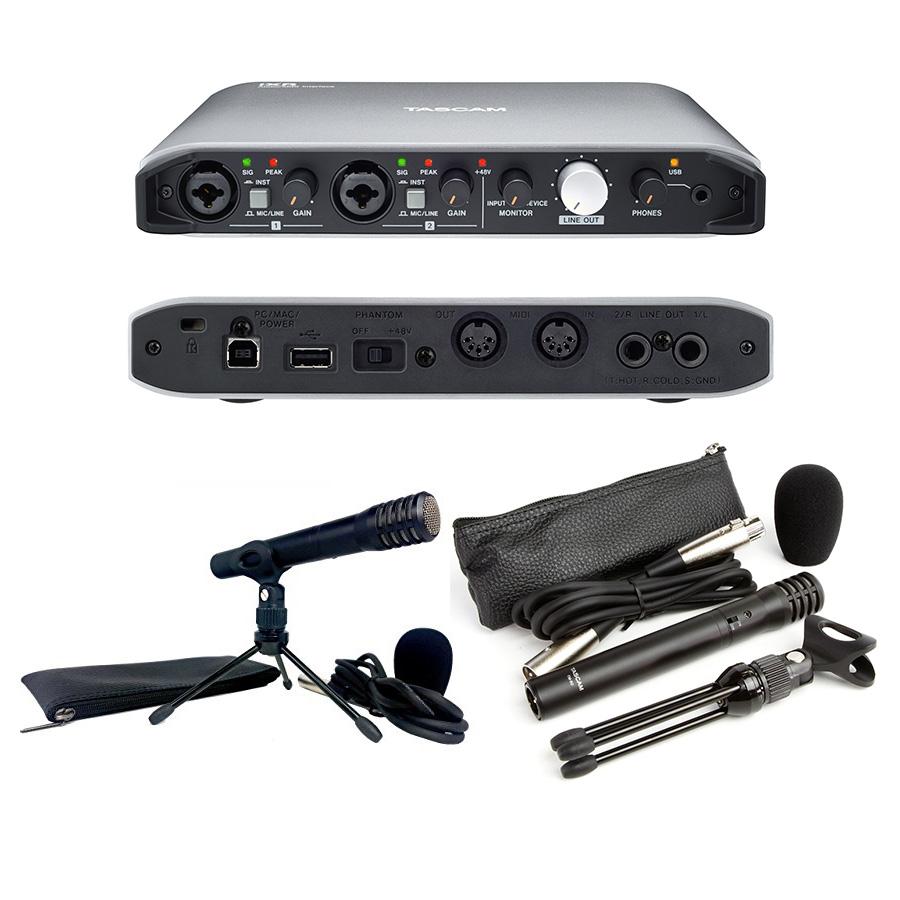 Pack Interfaz de Audio