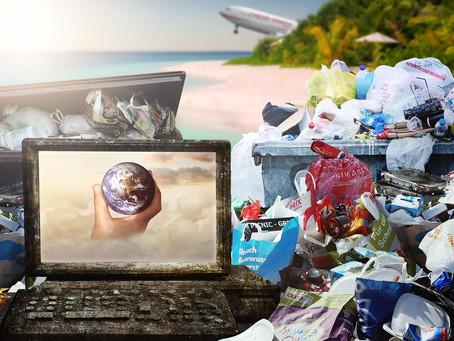 Consumismo e produção de lixo