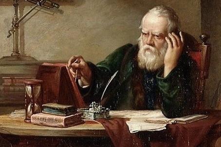 Galileo Galilei, o mensageiro sideral