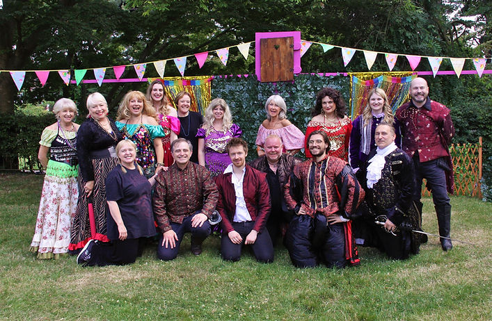The Rover - Southchurch Hall July 2019.JPG
