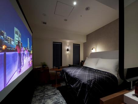「シアターシングル」が新たに登場!シアター機能を完備した客室が計50室に!(2021.10.01)