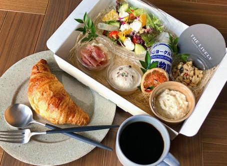 九州素材たっぷりの贅沢な朝ごはんを。