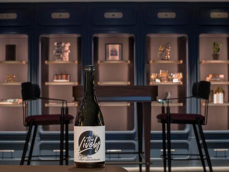 山の壽酒造×THE LIVELYオリジナル日本酒付きプラン