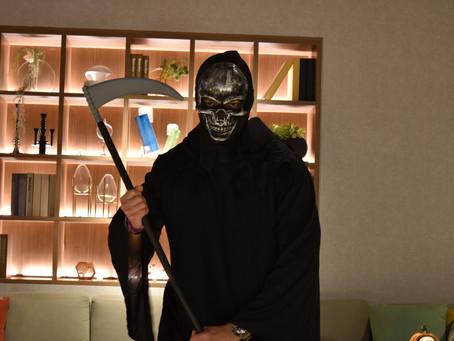 10/31(日) Halloweenに死神が現れる!?