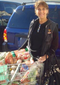 Gleaning Vegetables