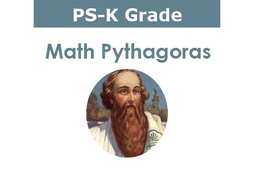 Math Pythagoras (45 min/9 wks)