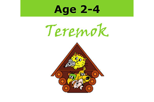 Russian Teremok (1 hr/9 wks)