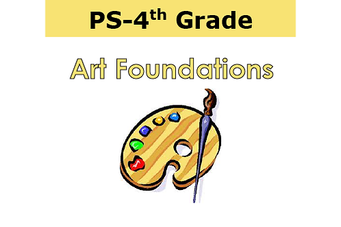 Art Foundations in Russian (1 hr/9 wks)
