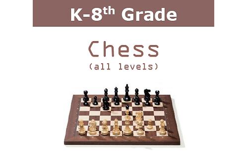 Chess (1 hr/varies)