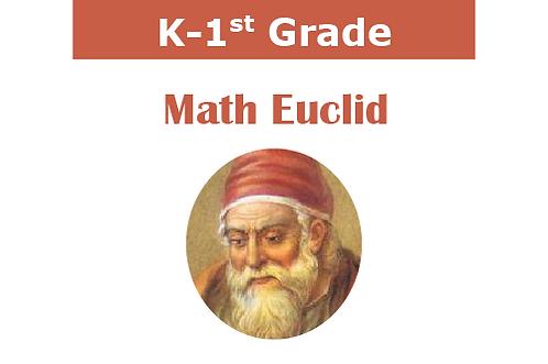 Math Euclid (45 min per week)