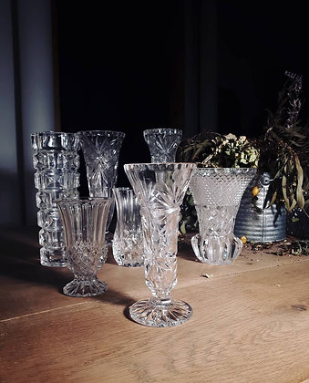Choix 8 - Mix 7 vases