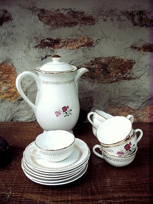 SAINT ETIENNE Manufacture - Service à café/thé