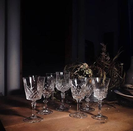 Suite 6 verres