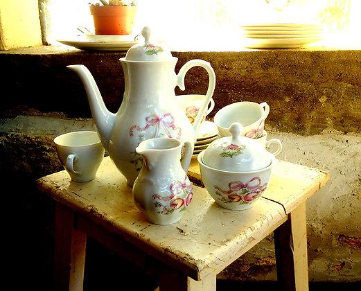 Petit service à café - Porcelaine Bavière