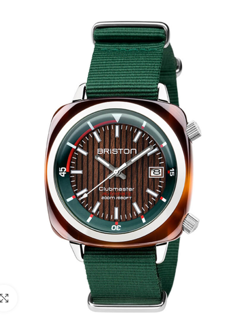 CLUBMASTER DIVER YACHTING ACETATE