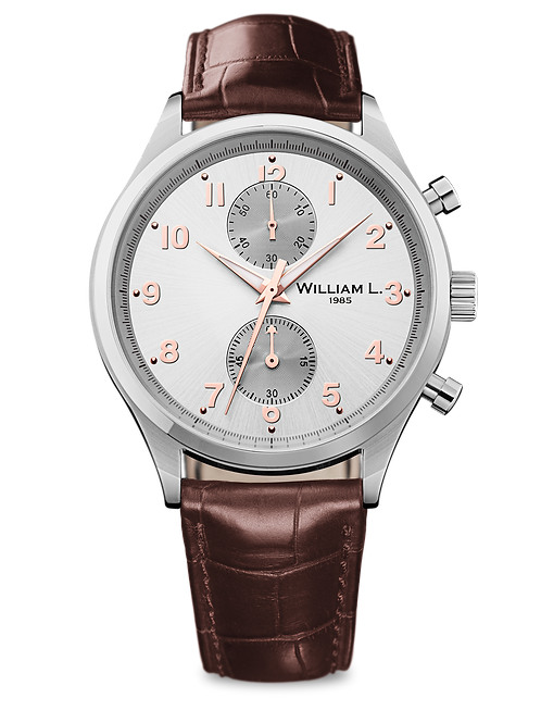 Vintage Style Small Chronograph