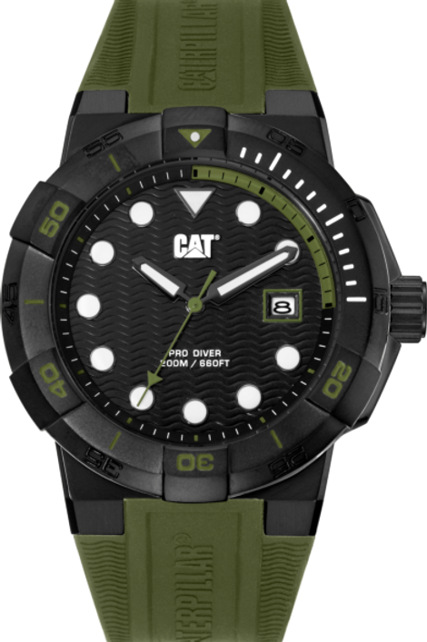 SHOCK DIVER MILITARY GREEN