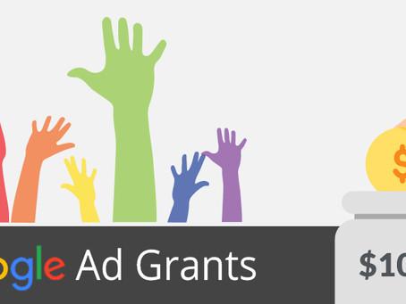 Cómo darte a conocer de forma gratuita: Google Ad Grants