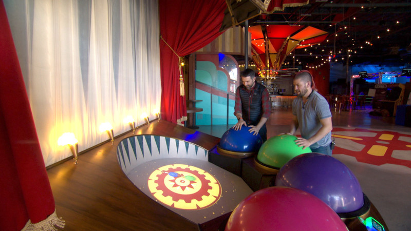 Co-Founders of Two Bit Circus Micro-Amusement Park Face Off in Epic Battle