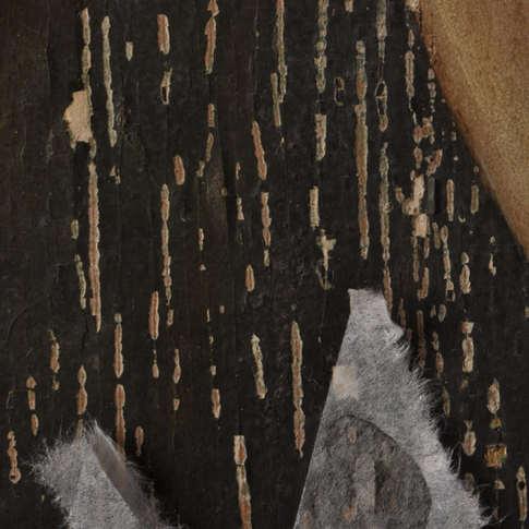 Opstaande verf olieverf schilderij Lion and Tiger