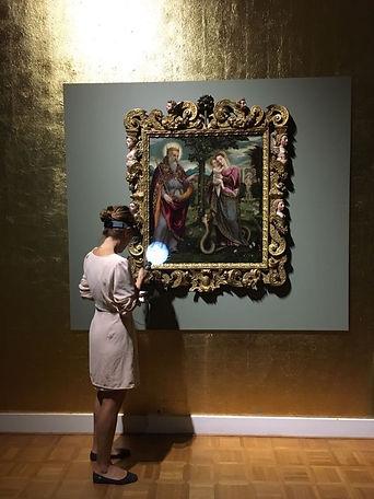 conditerapport schilderij musea bruiklee