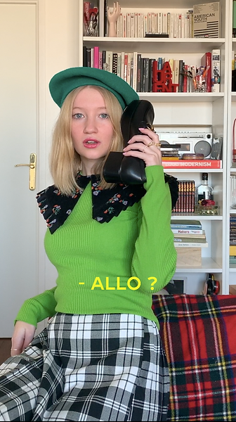 A Christmas Movie inspired by Gucci