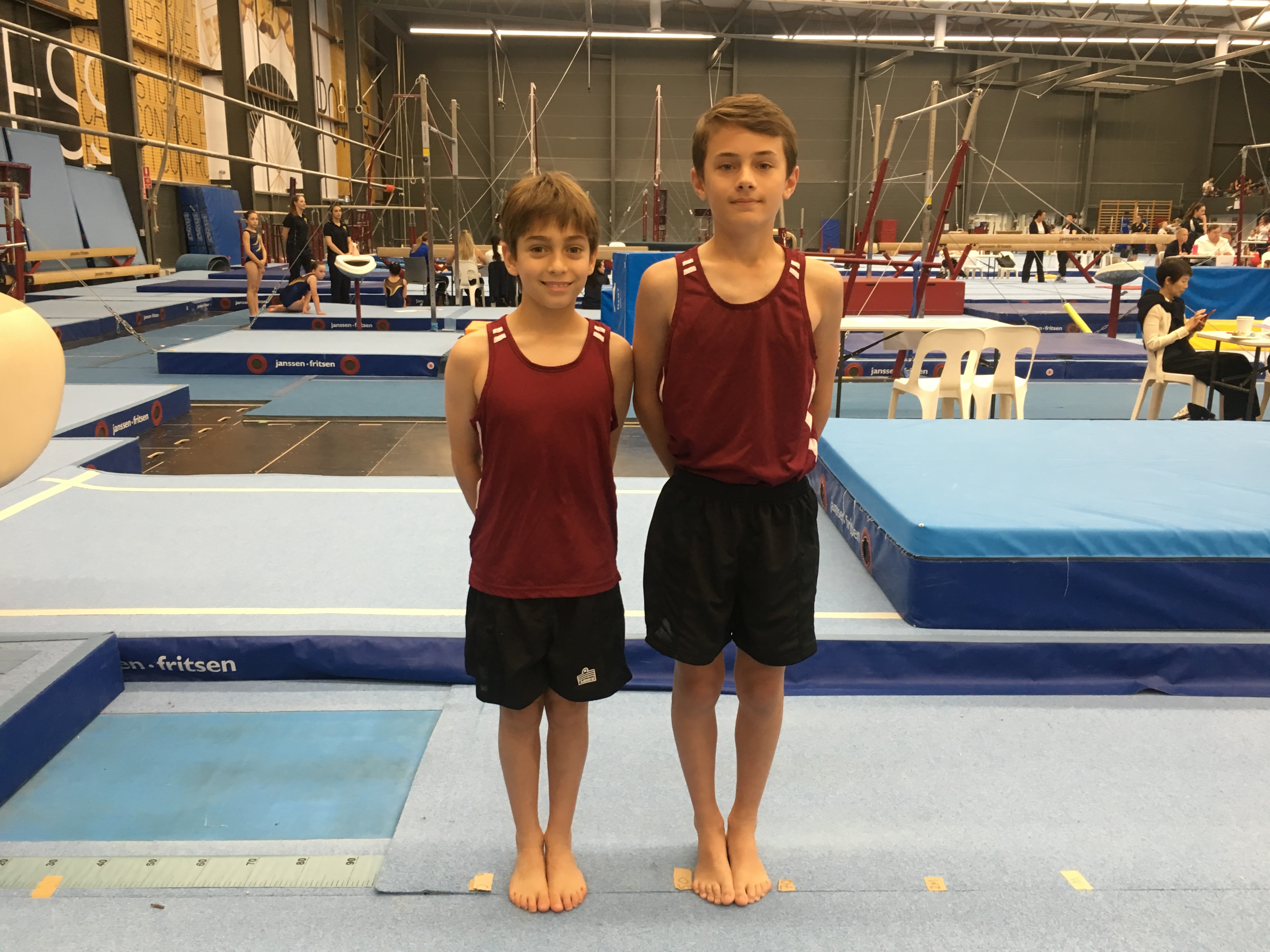 Bunnerong Gymnastics Kids Sydney Active Sport Boys Girls Competitive Recreational Fun Gym NSW