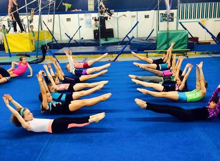 Strength in Gymnastics