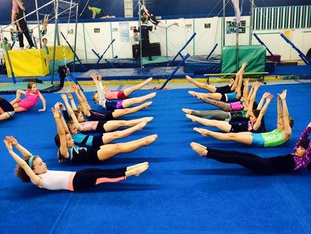 Strength in Gymnastics