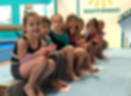 Bunnerong Gymnastics Kids Sydney Active