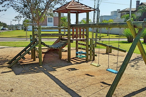 Playground Casa do Tarzan