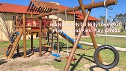 Playground de Madeira - Park Play Laredo