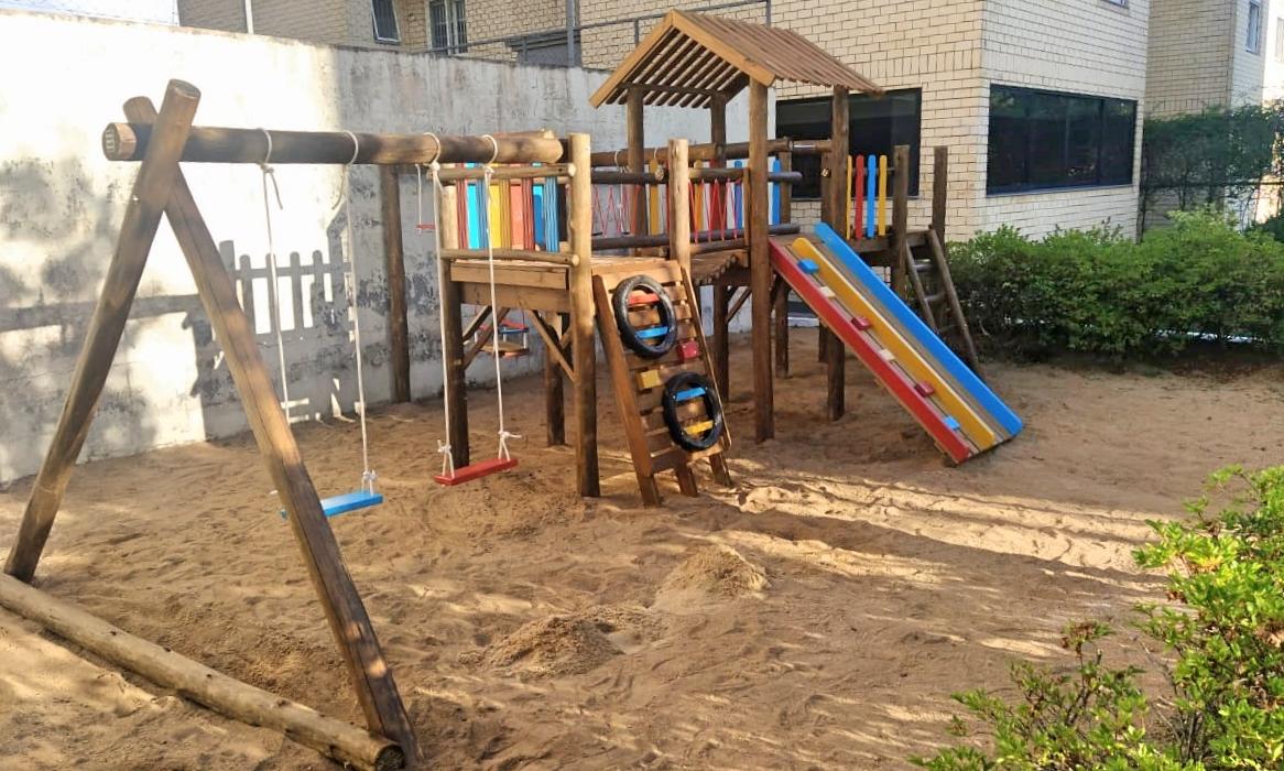 Playground Madeira Rustica