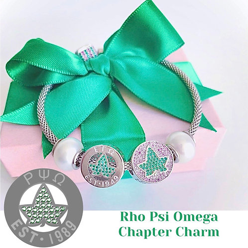 Rho Psi Omega Chapter Charm