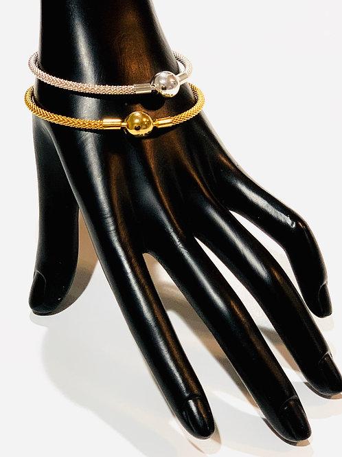 Jericho Bracelet (Round Clasp)
