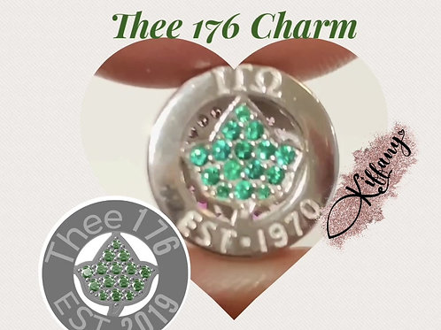 PRE-ORDER: Thee 176 Charm