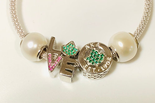 Precious Pearls Charm Ensembles