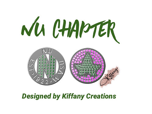 PRE-ORDER: Nu Chapter Charm
