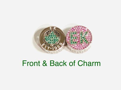 Epsilon Kappa Custom Chapter Charm