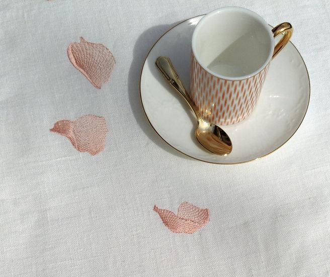 ROSE 3 napkin / салфетка / serviette